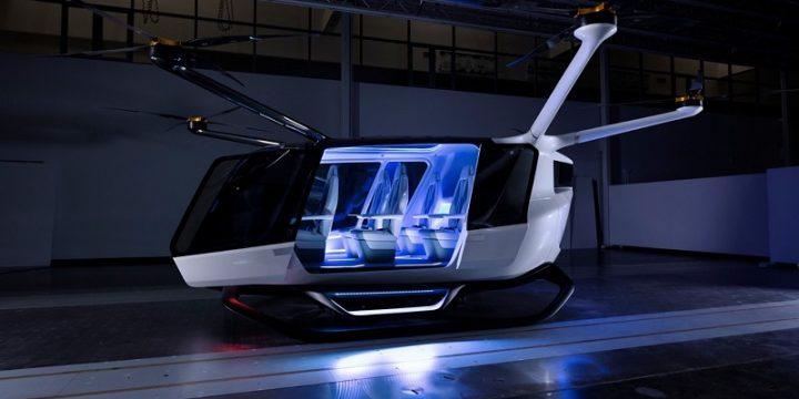 Беспилотный летательный аппарат Skai