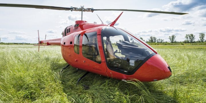Вертолет Bell 505 Jet Ranger X