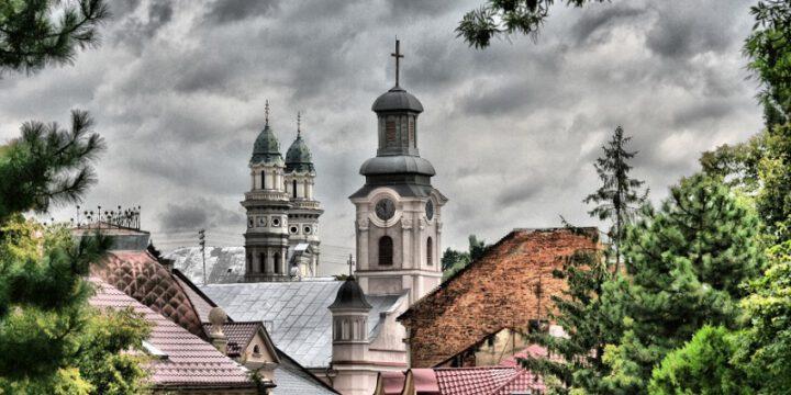 Чартерный полет на вертолете Киев — Ужгород — Киев