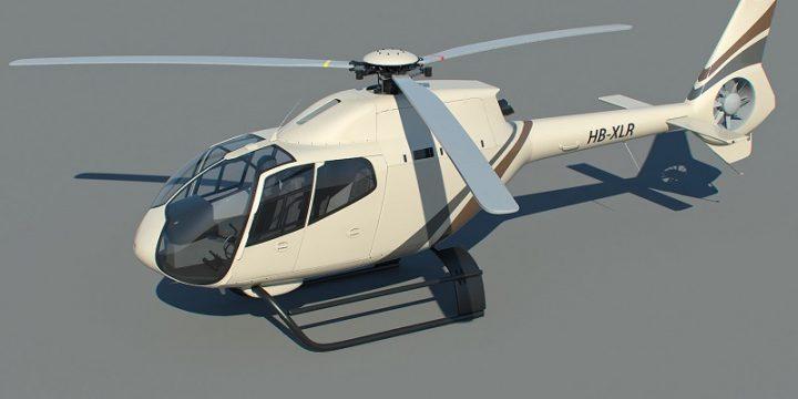 Вертолет Eurocopter 120