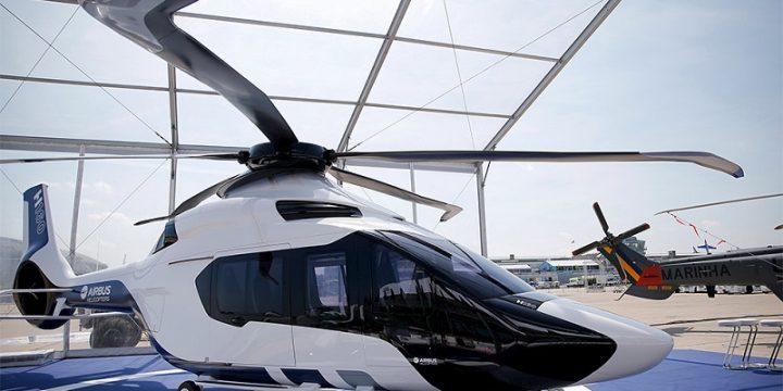 Корпоративный вертолет Airbus H160
