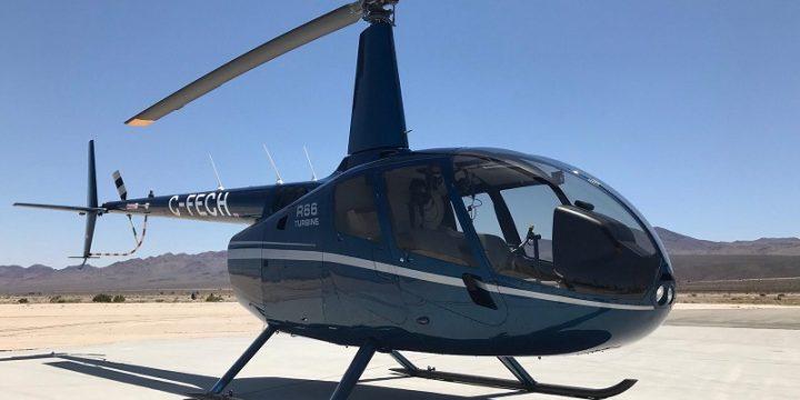 Компания Robinson Helicopter начала собирать свой тысячный R66.