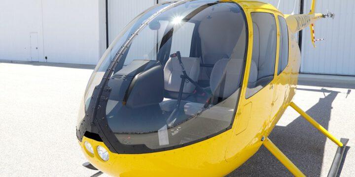Ударопрочные ветровые стекла для вертолетов